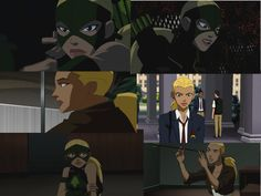 artemis in young justice by rocky-road123.deviantart.com on @DeviantArt