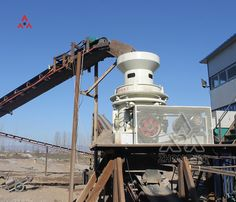 Professional Manufactured Cone Crusher Machine With ISO Certificate - Manufacturer, Supplier, Factory - Zhongxin Heavy Industrial
