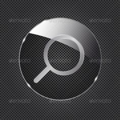 Glass Search Button  #GraphicRiver         Vector Illustration, Vector Pattern, includes swatch EPS10 (Contains transparent objects used for shadows drawing, glare and background. Background to give the gloss, opacity), raster version. Illustrations may at your option contain text.     Created: 6April13 GraphicsFilesIncluded: JPGImage #VectorEPS Layered: No MinimumAdobeCSVersion: CS Tags: blank #blog #box #bright #browse #button #click #collection #color #computer #creative #cursor #design…