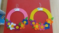This Pin was discovered by Eln Craft Kits For Kids, Easter Crafts For Kids, Projects For Kids, Diy For Kids, Summer Camp Crafts, Camping Crafts, Foam Crafts, Diy And Crafts, Paper Crafts