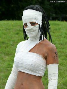 mira nygus cosplay - soul eater
