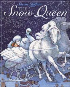 The Snow Queen by Hans Christian Anderson - The strength of a little girl's love enables her to overcome many obstacles and free a boy from the Snow Queen's spell.