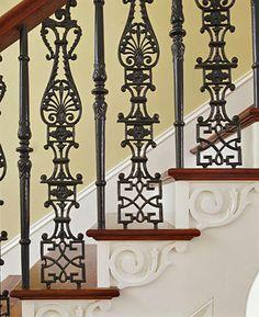 Stair Railing Revivals