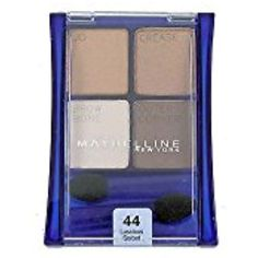 Maybelline Expert Wear Eye Shadow, Luscious Sorbet -- Read more reviews of the product by visiting the link on the image. (This is an affiliate link) #EyeMakeup