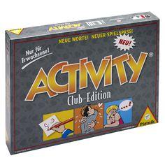 Piatnik Deutschland 6038 - Activity Club Edition ab 18 Jahren: Amazon.de: Spielzeug