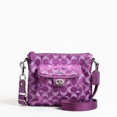 7bd1522d29f 244 Best Purple Coach images in 2019 | Side purses, Bags, Purses ...