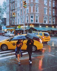 Cruel Summers #NYC #rain #greenwichvillage #streetphotography #cityscape #citylife #lookslikefilm #fujifilm #fujixt1 #travel #vsco