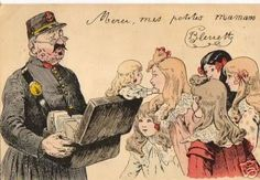Bleuette, magazine subscription premium ca 1905
