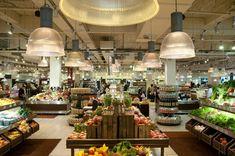 La Grande Épicerie de Paris... if you are in Paris, please do yourself a favor and go here.