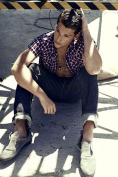 Arthur Sales for Reserved Spring 2011 Campaign