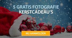 Ik heb zojuist aangemeld voor de 5 gratis fotografie kerstcadeau's van De Rooij Fotografie. Meld je ook aan en ontvang tussen 25 en 29 december de cadeau's per e-mail.