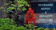 Ochranné nápisy a amulety feng shui Feng Shui, Nalu, Wabi Sabi, Christmas Ornaments, Holiday Decor, Reiki, Psychology, Christmas Jewelry, Christmas Decorations
