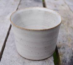 Tea light holder. Handmade pottery candle by TimFennaCeramics