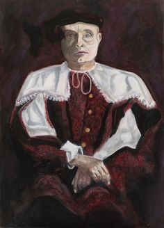 David Kennedy en bourgeois hollandais