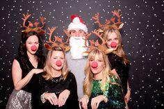 Smilebooth - Blog. Christmas party photo fun