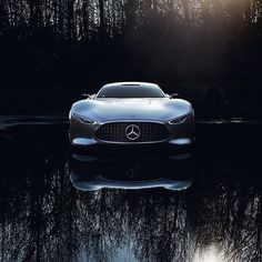 """Our Mercedes-Benz AMG Vision Gran Turismo! - Amazing photo by - Another insight into our book """"Sensual Purity - Gorden Wagener on design"""" - Mens Toys, Mercedes Benz Amg, S Mo, Cars And Motorcycles, Dream Cars, Super Cars, Cool Photos, Bike, Vehicles"""