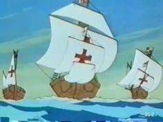 El sueño de Cristobal Colón IV (Érase una vez las Américas) - YouTube