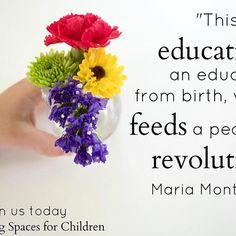 Do you need a change? Do you want to see changes in your children? In your environment? You can make it happen, you just need the right tools -- the right education. Let us help! Let us give you the Montessori to Need A Change, Montessori Education, Your Child, Revolution, Environment, Shit Happens, Tools, Children, Instagram Posts