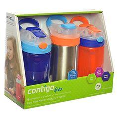 Contigo 14oz Gizmo Sip & Flip Kids Water Bottle, 3 Pack (Sapphire, Nectarine, Electric Blue) Contigo http://www.amazon.com/dp/B01160NZRC/ref=cm_sw_r_pi_dp_-.wLwb09VPNT5