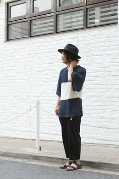 LINEN LOOSE KNIT... PRICE : ¥17,500-(+TAX)