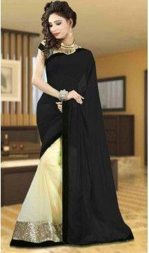 Fancy Style Georgette Black Color Casual Wear Saree | FH544481670 Follow us #kajalaggarwal, #sexy, #saree, #tollywood, #bollywood, #kollywood, #collection, #ethnicsari, #actresskajalagarwal, #southactresskajalagarwal, #stylish, #women, #kajalaggarwalsarees, #desigerwearsaree, #printedsaree #movieactresskajalagarwal, #celebritykajalagarwal, #saris #sarees #sari #backless #blouse #indian #women #girl #lad #sareeblouse #indianfashion #indianwear #clothing #fanceysaris #heenastyle