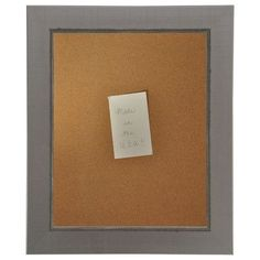 "Rayne Mirrors Madilyn Nichole Wall Mounted Bulletin Board Size: 5' 5"" H x 1' 11"" W"
