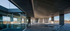 Bus Station of Trujillo by Ismo Arquitectura | Infrastructure buildings