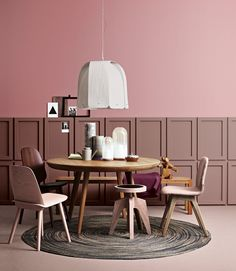 Cameo Pink colour, CIN colour trends for 2017. Find out more at www.colorrevelation.com