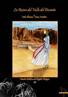 Novela gráfica do Antigo Exipto.