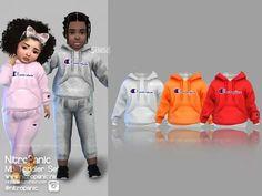 Sims 4 Toddler Clothes, Sims 4 Cc Kids Clothing, Sims 4 Mods Clothes, Kids Clothes Boys, Toddler Boy Outfits, Sims 4 Hair Male, Sims 4 Black Hair, Sims 4 Tsr, Sims Cc