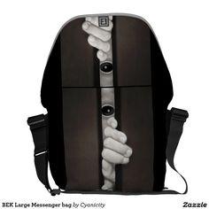 BEK Large Messenger bag