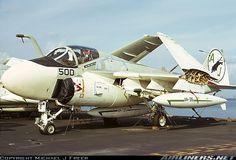 a-6 intruder | Photos: Grumman A-6E Intruder (G-128) Aircraft Pictures | Airliners ...