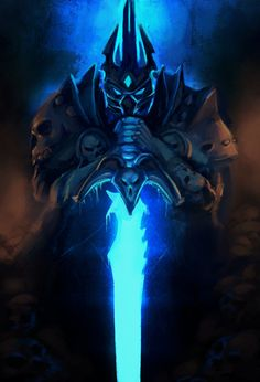 My LichKing fan art . - My LichKing fan art Warcraft Heroes, Wow Of Warcraft, Warcraft Game, World Of Warcraft Characters, Fantasy Characters, Dark Fantasy Art, Fantasy Artwork, World Of Warcraft Wallpaper, Lich King