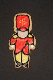Marching Band Cookies