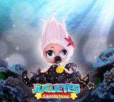 Mini Ursula #loldolls #l.o.l.doll