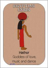 Antiguos dioses egipcios posters (SB4985) - SparkleBox