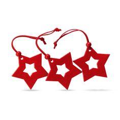 URID Merchandise -   Enfeite de feltro 3 estrelas   0.6 http://uridmerchandise.com/loja/enfeite-de-feltro-3-estrelas/