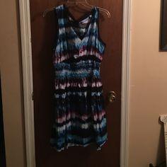 Sleeveless dress with pockets Sleeveless dress with pockets Vera Wang Dresses Mini