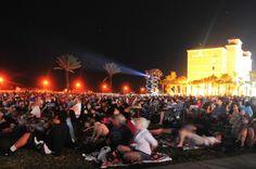 Moonlight Movies - Jacksonville Beach, FL