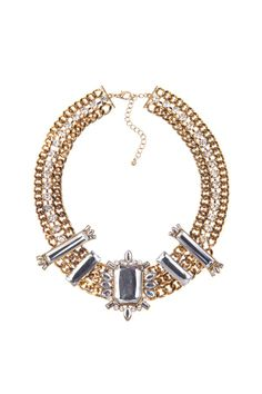 Zaire Links Necklace//