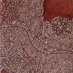 La mosaïque contemporaine en monochrome - Maison de la Mosaïque Contemporaine
