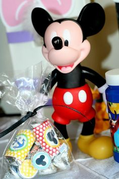 Mickey Mouse Clubhouse Party via Kara's Party Ideas Kara'sPartyIdeas.com #MickeyMouse #Party #Ideas #Supplies (4) | Kara's Party Ideas