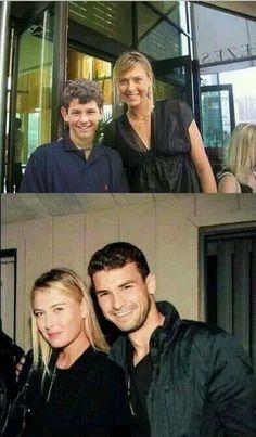 TennisEarth.com - Grigor Dimitrov: From Maria Sharapova's Fan to Boyfriend
