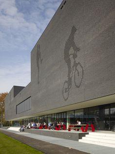 Fontys school of sport studies | Mecanoo | Photo: Christian Richters | Archinect