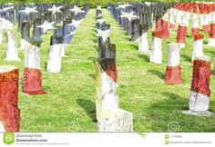 Photo about World War I war cemetery - Heroes fallen for homeland - Veteran memorial day. Image of stone, fallen, headstone - 111792990