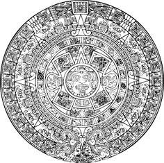 Ficheiro:Aztec calendar.svg