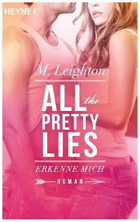 Merlins Bücherkiste: [Rezension] All The Pretty Lies - M. Leighton #Buchtipp