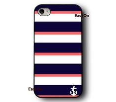 Anchor iPhone 4 case iPhone 4s case iPhone 5 case Hard by EasyOn, $7.99