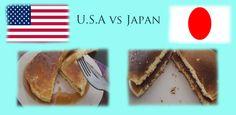 Challenge USA vs JAPAN