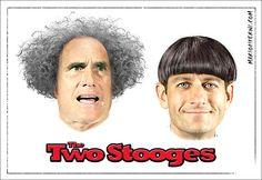 Mitt Romney / Paul Ryan - The 2 Stooges   :    http://mariopiperni.com/